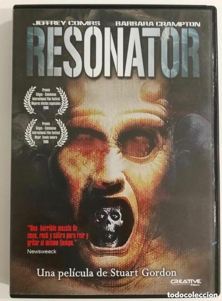 RESONATOR DVD DESCATALOGADO (Cine - Películas - DVD)