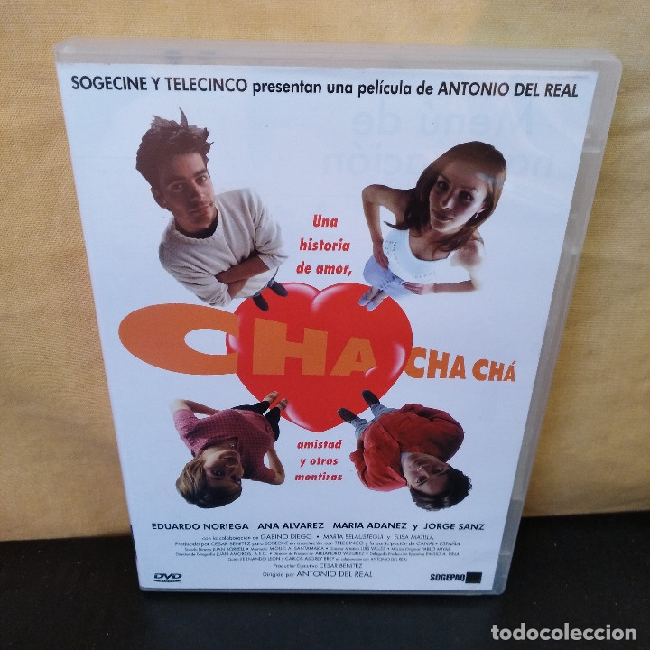Cha Cha Cha Dvd 1998 Descatalogado Eduard Buy Dvd Movies