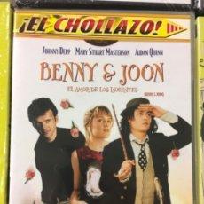Cine: BENNY & JOON (NUEVA Y PRECINTADA). Lote 172251614