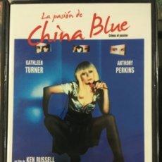 Cine: LA PASION DE CHINA BLUE (NUEVA Y PRECINTADA). Lote 172328797