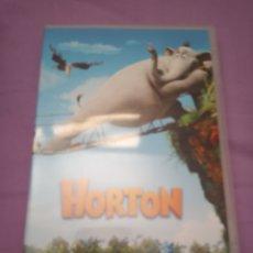 Cine: DVD. HORTON. PRECINTADO.. Lote 172350573