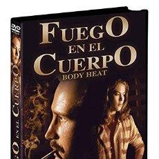 Cine: FUEGO EN EL CUERPO - BODY HEAT (NUEVO). Lote 195063925