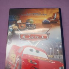 Cine: DVD. CARS. DISNEY-PIXAR.. Lote 172373023