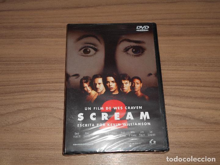 SCREAM 2 EDICION ESPECIAL DVD + MULTITUD DE EXTRAS WES CRAVEN NUEVA PRECINTADA (Cine - Películas - DVD)