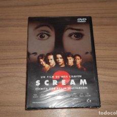 Cine: SCREAM 2 EDICION ESPECIAL DVD + MULTITUD DE EXTRAS WES CRAVEN NUEVA PRECINTADA. Lote 189558691
