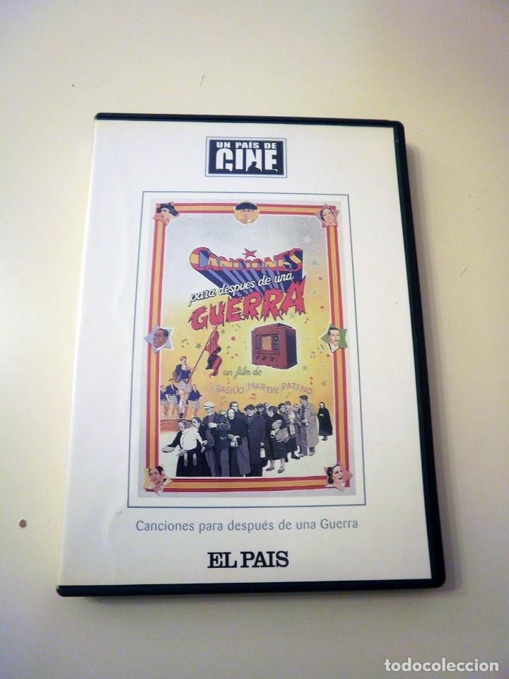 CANCIONES PARA DESPUÉS DE UNA GUERRA (DVD) (Cine - Películas - DVD)