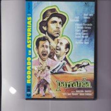 Cine: PARRANDA. DIRIGIDA POR GONZALO SUÁREZ EN 1977. Lote 209826920