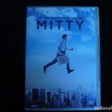 Cine: MITTY - DVD CASI COMO NUEVO. Lote 172570422