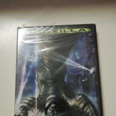Cinema: GODZILLA DVD NUEVO A ESTRENAR. Lote 172572874