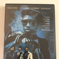Cine: WESLEY SNIPES - JUDD NELSON - NEW JACK CITY. Lote 172592022