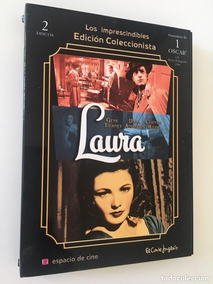 LAURA. EDICIÓN COLECCIONISTA 2 DVD (GENE TIERNEY, DANA ANDREWS, CLIFTON WEBB) (Cine - Películas - DVD)