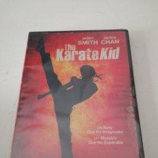 Cine: THE KARATE KID DVD NUEVO A ESTRENAR. Lote 172613208