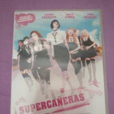 Cine: DVD. SUPERCAÑERAS. PRECINTADO.. Lote 172639220