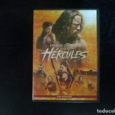 Cine: HERCULES - CON DWAYNE JOHNSON - DVD CASI COMO NUEVO. Lote 172752489