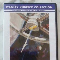Cine: 2001 A SPACE ODYSSEY. STANLEY KUBRICK. RASTAURADA Y REMASTERIZADA. DVD. Lote 172781857