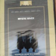 Cine: MYSTIC RIVER (DVD PRECINTADO, CLINT EASTWOOD, KEVIN BACON, TIM ROBBINS, SEAN PENN). Lote 172789117