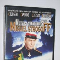 Cine: NUEVAS AVENTURAS DE MIGUEL STROGOFF *** CINE DVD AVENTURAS *** . Lote 172819564