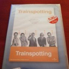 Cine: TRAINSPOTTING (DANNY BOYLE) DVD PRECINTADO. Lote 172836388