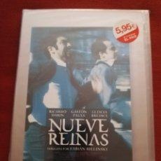 Cine: NUEVE REINAS (FABIÁN BIELINSKY) DVD PRECINTADO. Lote 172837238
