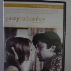 Cine: PASAJE A BOMBAY DE JAMES IVORY . Lote 172883238