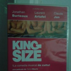 Cine: KING SIZE DE PATRICK MAURIN DVD. Lote 172887870