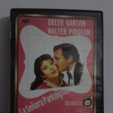 Cine: LA SEÑORA PARKINGTON GREER GARSON WALTER PIDGEON DVD. Lote 172895273