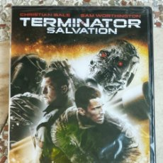 Cine: TERMINATOR SALVATION DVD. Lote 181175767