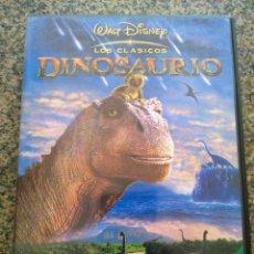 Cine: DVD -- DINOSAURIO - CLASICOS WALT DISNEY -- . Lote 173010734