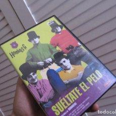 Cine: HOMBRES G SUELTATE EL PELO-ESCASO DVD. Lote 173048049