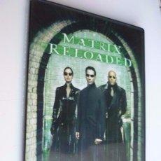 Cine: CINE DVD: MATRIX RELOADED - DOBLE DVD *IMPECABLE*. Lote 173099840