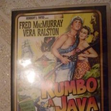 Cine: CINE DVD: RUMBO A JAVA *IMPECABLE*. Lote 173100675