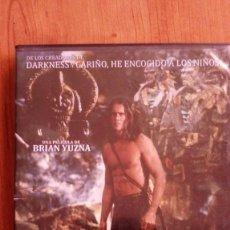 Cine: CINE DVD: TARZAN - REGRESA LA LEYENDA *IMPECABLE*. Lote 173100723