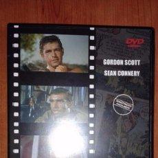 Cine: CINE DVD: LA GRAN AVENTURA DE TARZAN - GORDON SCOTT - SEAN CONERY *IMPECABLE*. Lote 173100784