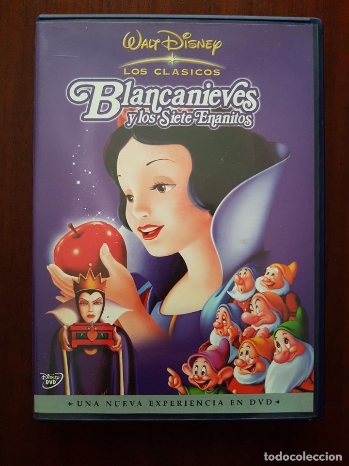 Blancanieves Y Los Siete Enanitos Walt Dis Sold Through Direct Sale 173135019