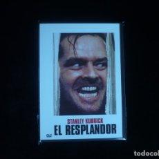 Cine: EL RESPLANDOR - STANLEY KUBRICK - DVD NUEVO PRECINTADO. Lote 173148618