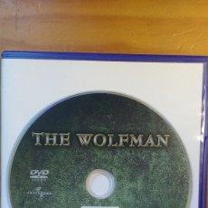 Cine: EL HOMBRE LOBO (THE WOLF MAN) (1941) - DVD ORIGINAL DESCATALOGADO. Lote 173191308