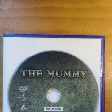 Cine: LA MOMIA (THE MUMMY) (1932) - DVD ORIGINAL DESCATALOGADO. Lote 173192039