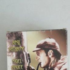 Cine: SHERLOCK HOLMES 4 DVD. Lote 173201695