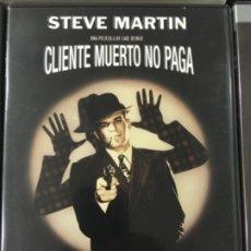 Cine: CLIENTE MUERTO NO PAGA. Lote 173365170