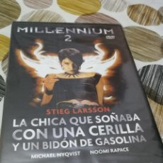 Cine: MILLENIUM PARTE 2 - DVD - PRECINTADO. Lote 173418635