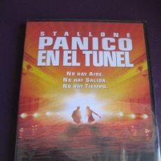 Cine: PANICO EN EL TUNEL DVD PRECINTADO - STALLONE . Lote 173447554