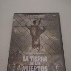 Cine: LA TIERRA DE LOS MUERTOS VIVIENTES DVD NUEVO. Lote 173498220