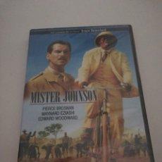 Cine: MÍSTER JOHNSON DVD NUEVO. Lote 173499979