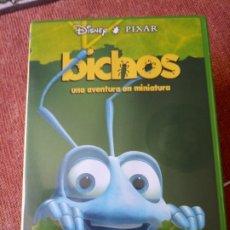 Cine: PELÍCULA WALT DISNEY. DVD, BICHOS, UNA AVENTURA EN MINIATURA, 1ª EDICIÓN.. Lote 173570558