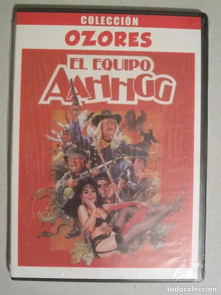 DVD EL EQUIPO AAHHGG (Cine - Películas - DVD)