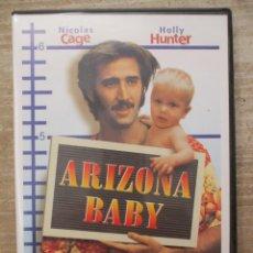 Cine: DVD - ARIZONA BABY - NICOLAS CAGE - PEDIDO MINIMO 4 PELICULAS 0 10€. Lote 173590334