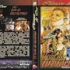 Cine: EL LEÓN EN INVIERNO - ANTHONY HARVEY. Lote 173605629