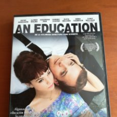 Cine: DVD SPEAK UP - AN EDUCATION. Lote 173626968