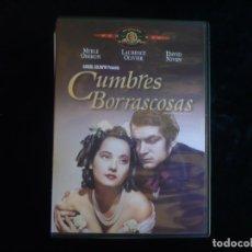 Cine: CUMBRES BORRASCOSAS. Lote 173646790