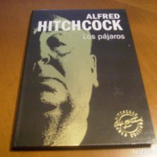 Cine: LOS PAJAROS / ALFRED HITCHCOCK / GOLD EDITION DVD + LIBRO. Lote 173646833